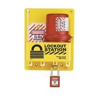 Lockout Station S1745P410 Gefüllt