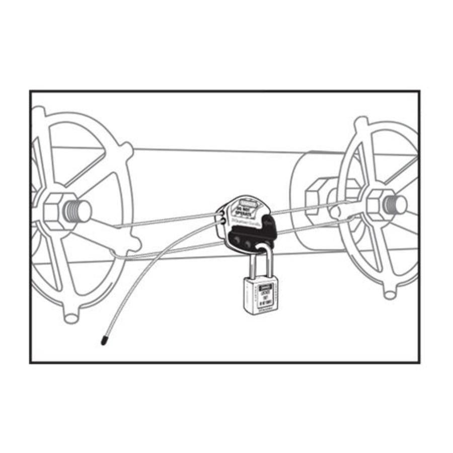 Kabelverriegelungssystem S806CBL21