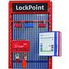 Abus LockPoint Halter Kartentaschen 77964