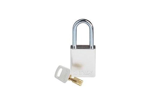 SafeKey Aluminium Sicherheits-vorhängeschloss Silber 150242