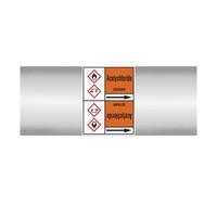Rohrmarkierer: Acetychloride | Niederländisch | Säuren