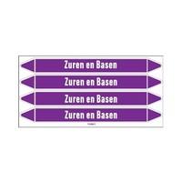 Rohrmarkierer: Ijzerchloride  | Niederländisch | Säuren und Laugen