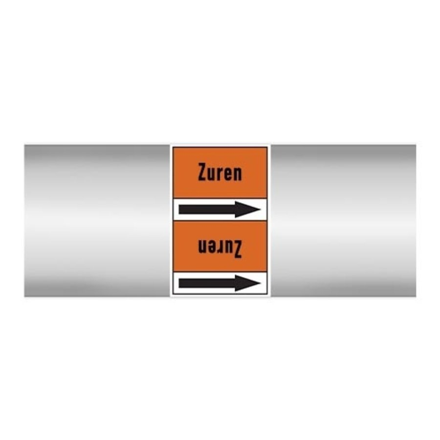 Rohrmarkierer: Ijzerchloride | Niederländisch | Säuren