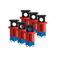Miniatur-Verriegelungssysteem für Schutzschalter (Pin-In Standard) 090847, 090848