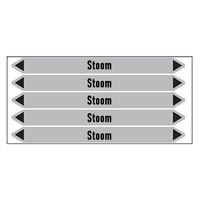 Rohrmarkierer: stoom 8 bar | Niederländisch | Dampf
