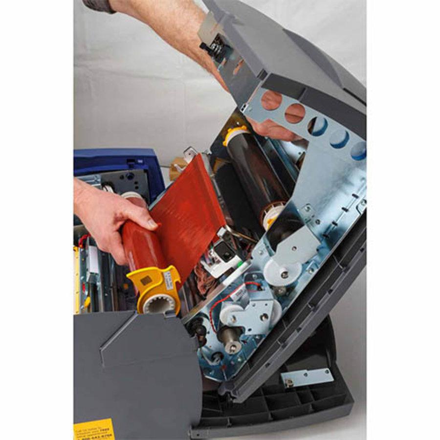 BBP85 Farbband für Drucker Schwarz, Rot, Blau, Gelb