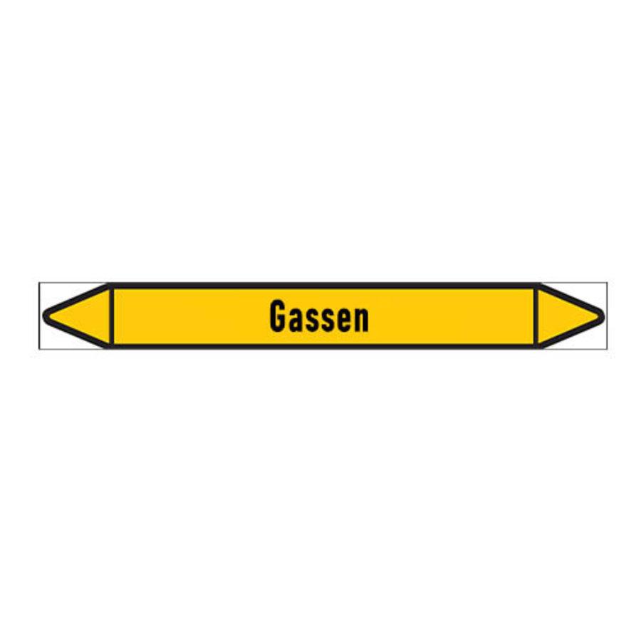 Rohrmarkierer: Freon R 22   Niederländisch   Gase