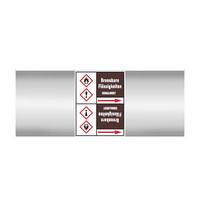 Rohrmarkierer: Acetaldehyde   Deutsch   Brennbare Flüssigkeiten