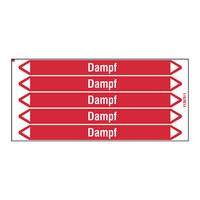 Rohrmarkierer: Dampf 8 bar   Deutsch   Dampf