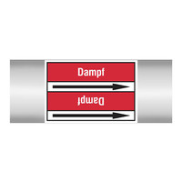 Rohrmarkierer: Dampf Kondensat | Deutsch | Dampf