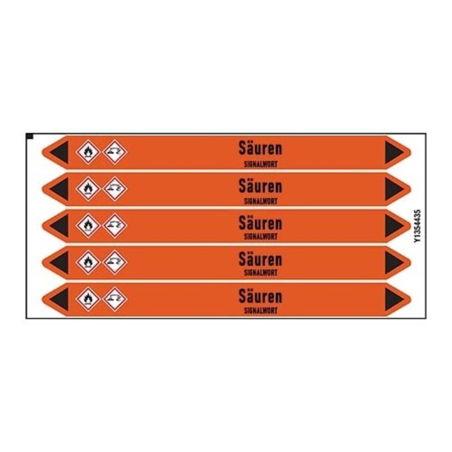 Rohrmarkierer:  Dichloressigsäure | Deutsch | Säuren