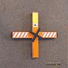 CableSafe Mannloch-Abdeckung Verstellbare Sicherheitskreuz