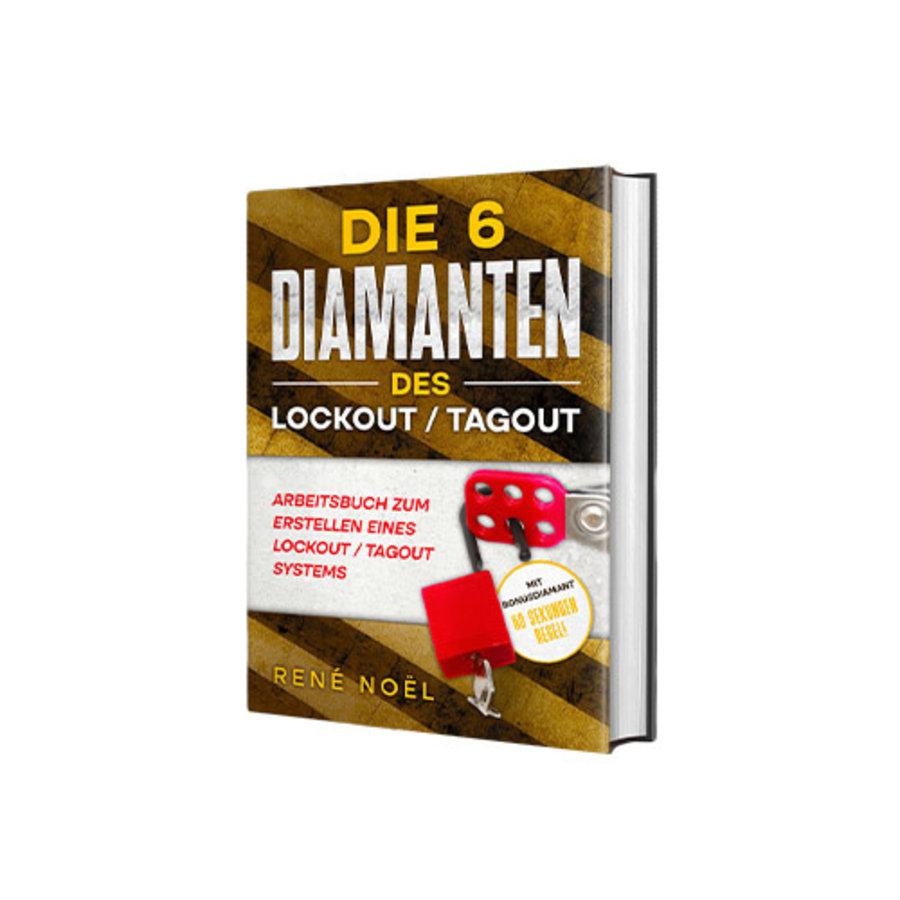 Die 6 Diamanten des Lockout /Tagout Buch