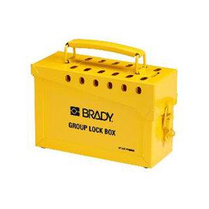 Brady Gruppen-Verschlusskasten 065672