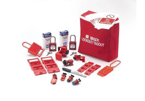 Lockout-Set für elektrische Anlagen 806195