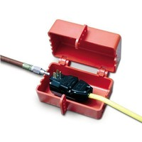 Elektrische/pneumatische Absperrung 800126