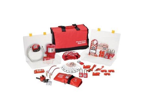 Gefüllte Lockout Werkzeugkasten 1458VE410