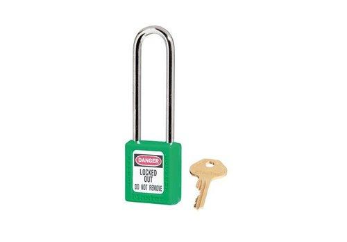 Zenex Sicherheits-vorhängeschloss grün 410LTGRN