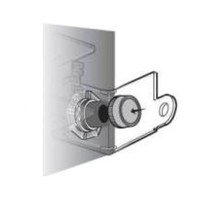 Verriegelung für Drucktastern S2153