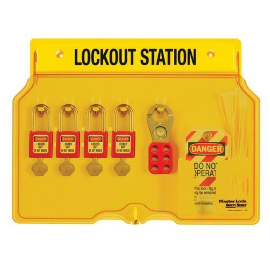 Lockout Station 1482BP410