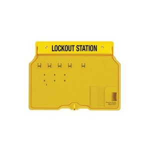 Master Lock Lockout Station 1482B