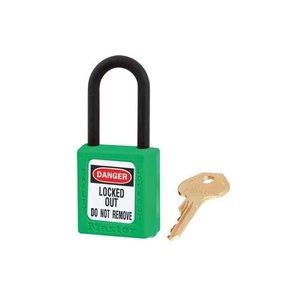 Master Lock Zenex Sicherheits-vorhängeschloss grün 406GRN, 406KAGRN