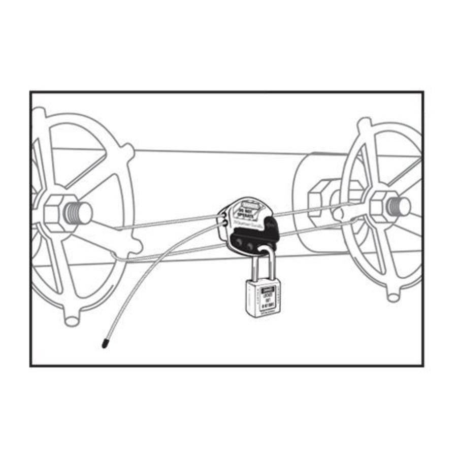 Verriegelungskabel S806