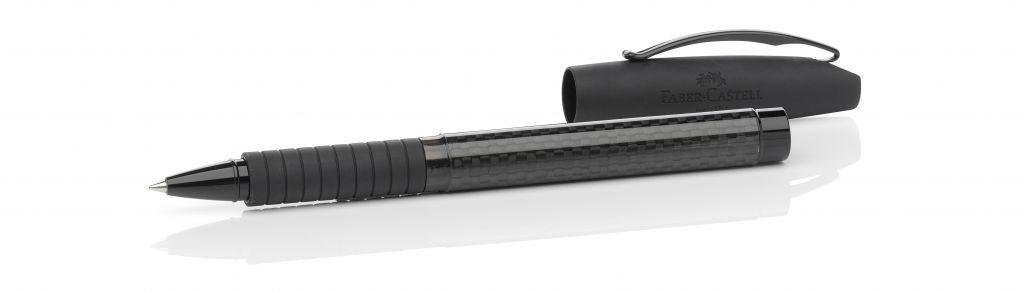 Tintenroller Basic Black Carbon, Faber Castell