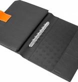 "Ledermappe ""Office Tablet"" - Schwarz"