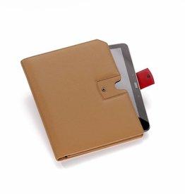 "Ledermappe ""Office Tablet"" - Cognac"
