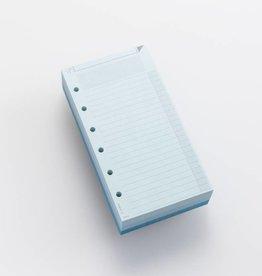 Zettelblock AM2 - Blau