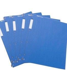 HelfRecht-SystemHefter - Blau -5er-Pack