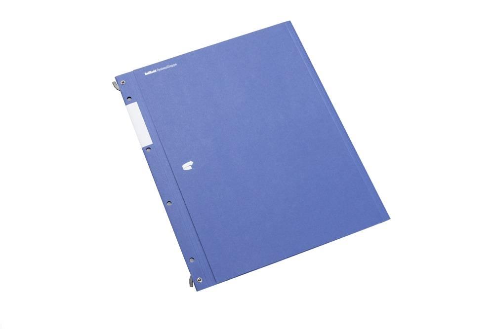 HelfRecht-SystemMappe - Blau