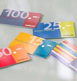 Gutscheinkarte 100 Euro