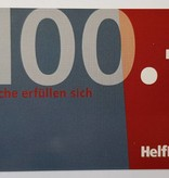 Gutscheinkarte von HelfRecht 100 Euro