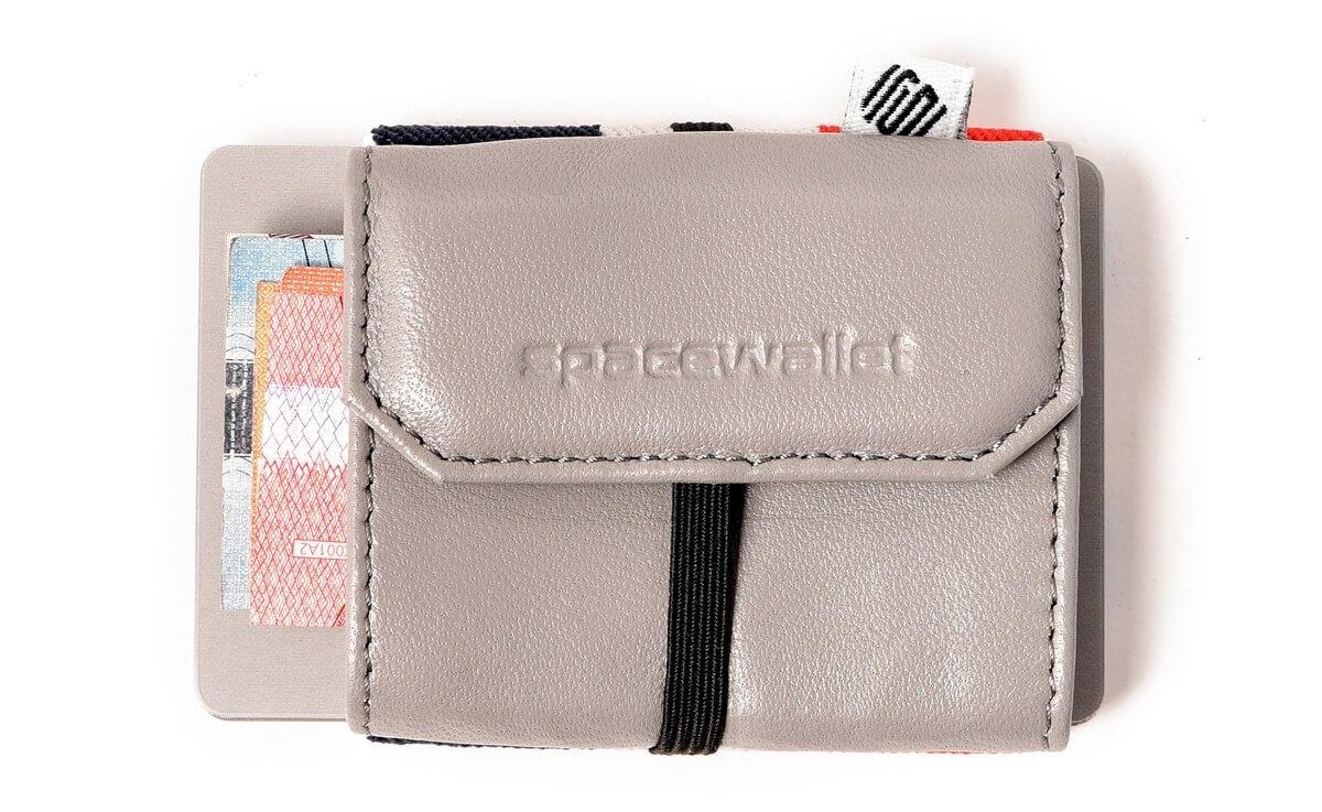 Space Wallet Pull Casanova Grey