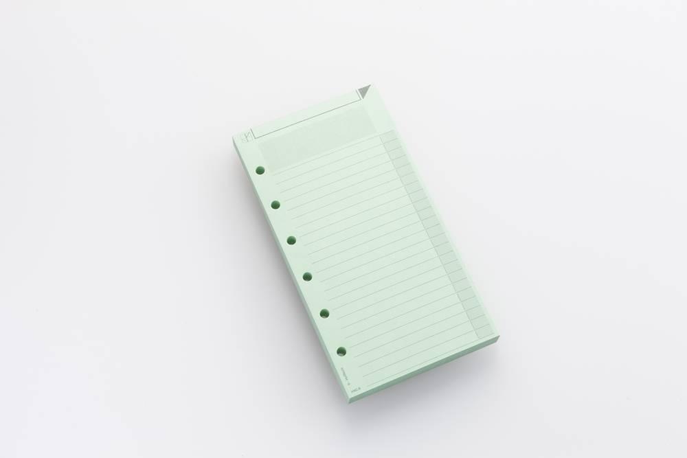 Notizzettel AM2 farbig - Grün