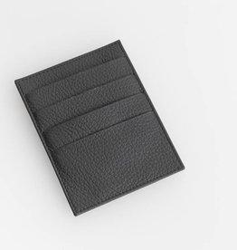 Kartenhalterung mit vier Einsteckfächern für Visitenkarten