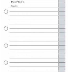 Notizzettel mit Durchschlag AM3