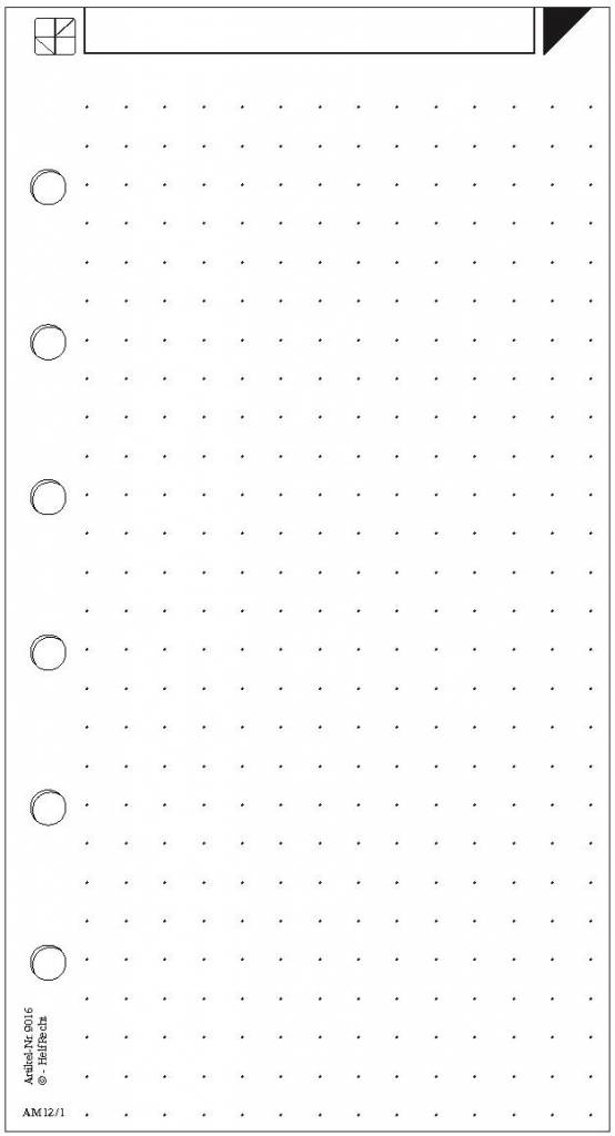 Punktrasterpapier
