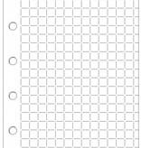 Skizzenpapier kariert