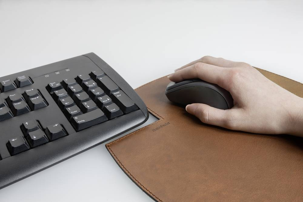 "Mousepad im ""Rancher""-Look"