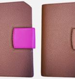 Führungskräfteplaner mit integrierter Smartphonetasche im Format A6