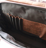 »Multi Business Bag« - Vintage Chocolate