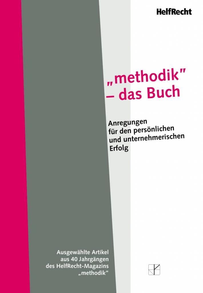 """""""methodik - das Buch"""""""