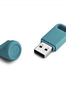 MINI MINI USB Key Aqua 32GB