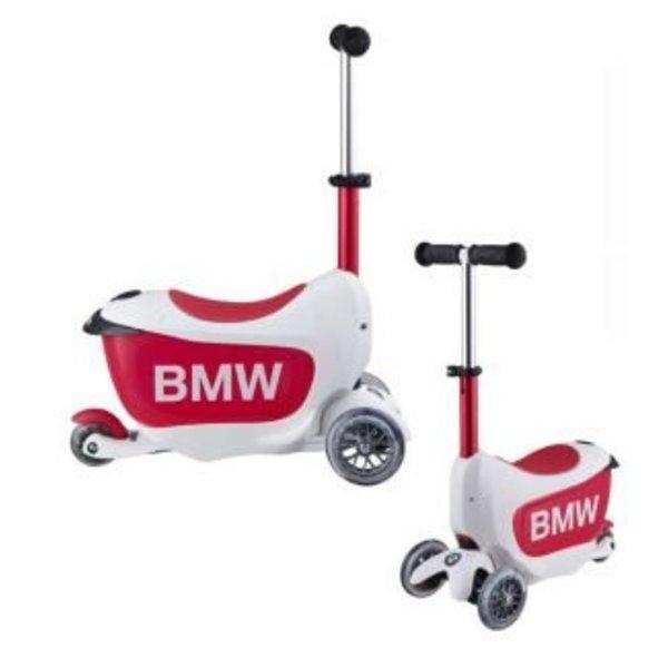 BMW BMW Kids Scooter Wit / Roze