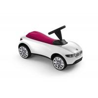BMW BMW Baby Racer III Wit / Framboosrood