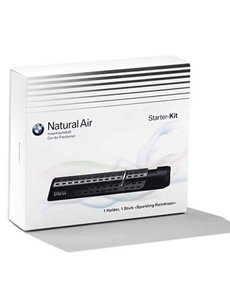 BMW Startset Interieurgeur Natural Air