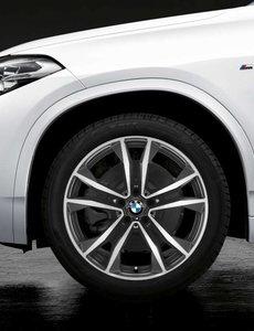 BMW BMW Winterwielset X1 & X2 F39 F48 Dubbelspaak 715M